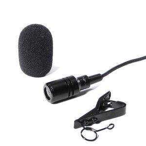 Image 3 - USB Stereo harici mikrofon yüksek sadakat mikrofon için GoPro Hero 4 3 3 + eylem kamera 8899