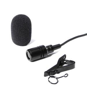 Image 3 - USB Stereo zewnętrzny mikrofon wysokiej wierności mikrofon dla GoPro Hero 4 3 3 + aparat działania 8899
