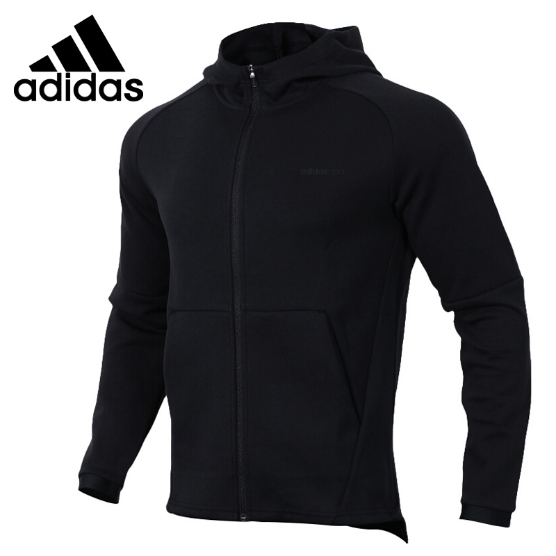 Original New Arrival 2018 Adidas Neo Label M CS ZIP HOODY Men's jacket Hooded Sportswear