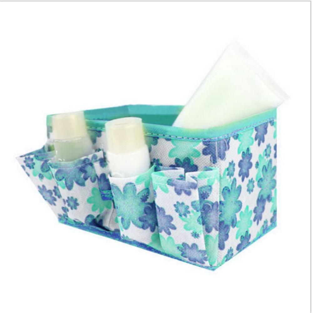 Foldable Storage Bags Buy Cheap 1pcs M L Size Home Storage Box Clothes Organizer Foldable Office Desk Cosmetics Makeup Toys Storage Pouch Boxes Home Storage & Organization
