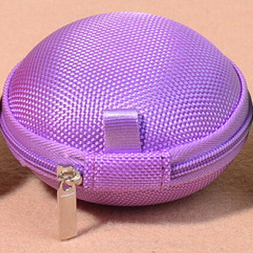Cosw 2pcs Stylenew High Quality Fashion Women Cute Mini Coin Bag Wallet Hand Pouch Purse Purple Kleidung & Accessoires