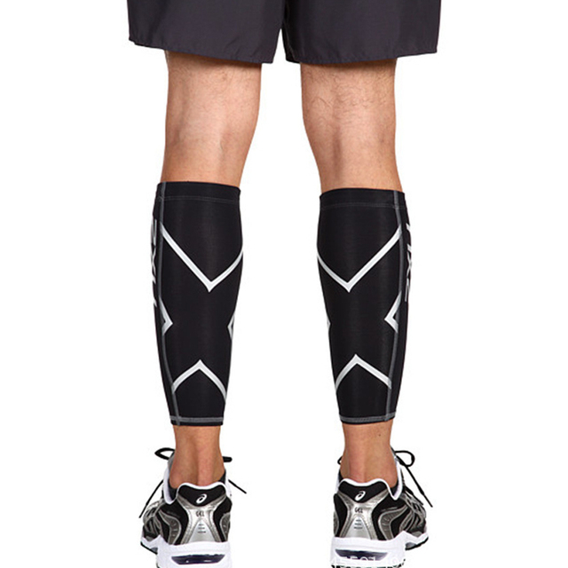 acde7fd248adfc Calf Compression Sleeve Calf Support Calf Warmer Shin Guard Shin Splint  Sleeve Leg Protector Cycling Football Sock
