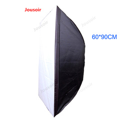 Photographic Equipment PO Wing Universal Studio light Soft box granular fabric 60x90 square light Box CD50 T03