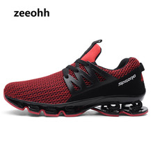 hot deal buy zeeohh men casual shoes breathable men's shoes casual footwear loafers zapatos hombre casual shoes men trainers chaussure homme