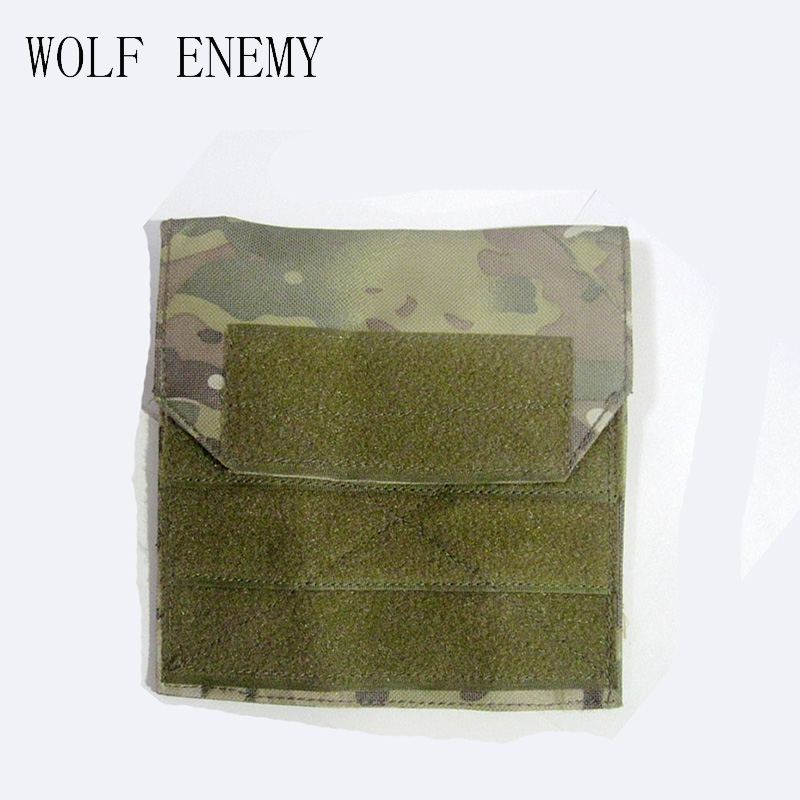 Hot Outdoor Camping Tactical Multi-function CALDERAGEAR Multifunction Molle Drop Pouch Map Pouch Survival Accessory Pouch