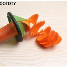 Cucumber Slicer Gadgets Spiral Vegetable Peeler Fruit-Sharpener Kitchen-Supplies Carrot