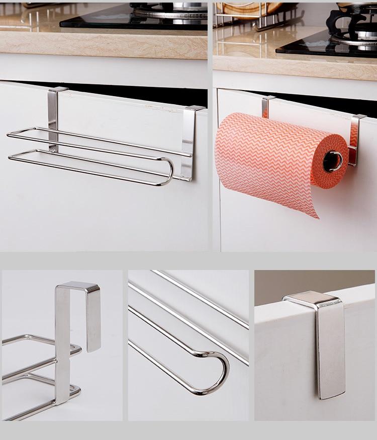 Neue Badezimmer Küche Papierhalter Aufhänger Rolle Handtuchhalter Wc ...
