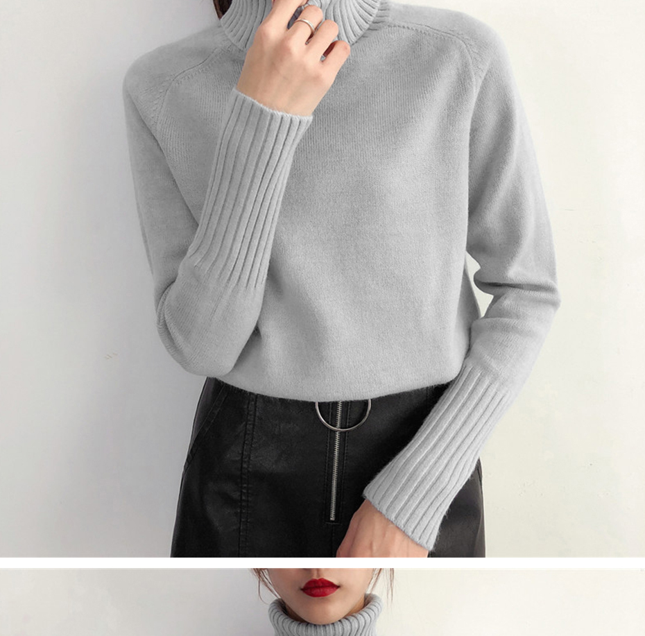 Surmiitro Sweater Female 19 Autumn Winter Cashmere Knitted Women Sweater And Pullover Female Tricot Jersey Jumper Pull Femme 20
