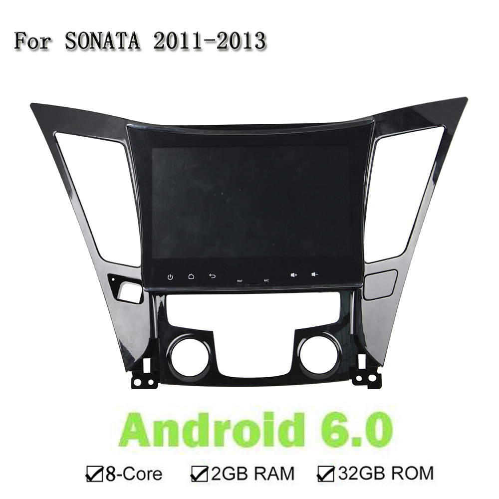 2GB RAM 32G ROM Octa Core 9 Car DVD Player For Hyundai SONATA 2011 2013 Android