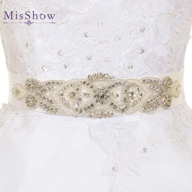 Circonitas cinturones para vestidos De boda Boda cinturones y fajas Novia  cinturón De diamantes De imitación d9dd74544bd2