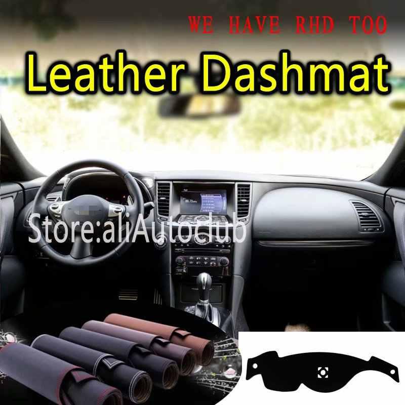 71898-00-25 Velour Covercraft Custom Fit Dash Cover for Select Infiniti M35h Models Black
