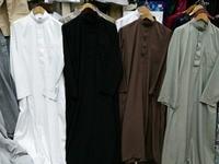 Free Shipping Muslim Islamic Clothing For Men Arabia Islamic Abaya Men S Kaftan Jubba Islam Apparel