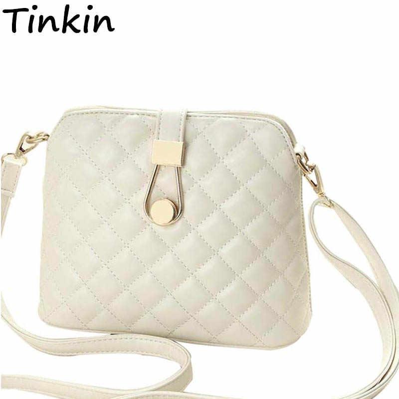 1247e5ca1874 Tinkin Малый осень Shell мешок вышивка сумка Для женщин сумка Лидер продаж женские  сумки через плечо