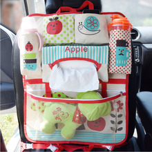 Seat Storage Bag Waterproof Universal Baby Stroller Bag Organizer Baby Car Hanging Basket Storage Stroller Accessories#