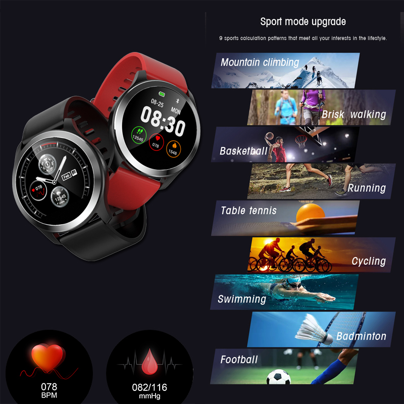 NEW Smart Bracelet With Heart rate Monitor ECG PPG Blood Pressure IP68 Fitness Tracker Wrisatband Smart Watch For IOS Android   NEW Smart Bracelet With Heart rate Monitor ECG PPG Blood Pressure IP68 Fitness Tracker Wrisatband Smart Watch For IOS Android