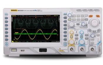 Rigol MSO2102A-S digital oscilloscope 100MHz Dual channels analog + 16 digital logic channels