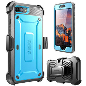 Image 3 - SUPCASE For iphone 8 Plus Case UB Pro Series Full Body Rugged Holster Protective Cover with Built in Screen Protector