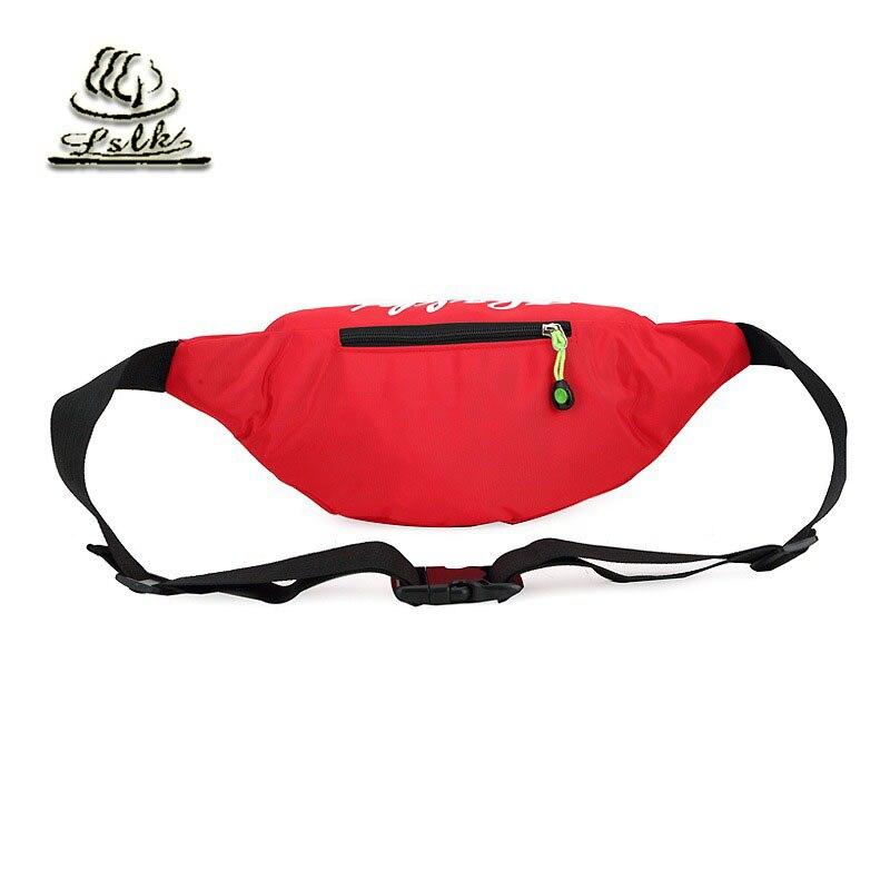 Midja väska sport vattentät midja pack pengar väska mobil hållare ... a5d10e6548397