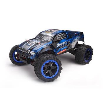 Racing RC car 8036 1/8 SCALE ELECTRIC 4WD 2.4GHZ 25mins 80KM/H high speed Bigfoot electric RC OFF-ROAD BRUSHLESS MONSTER TRUCK image