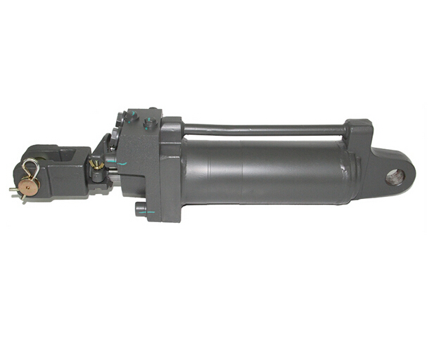 Foton Lovol 80-90 series tractor parts, the power lift cylinder, part number: FT800.55A.012