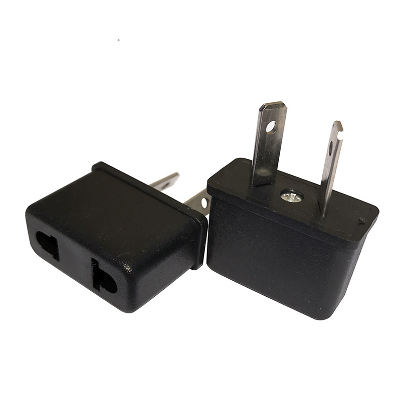 2PCS Plug adaptor ! Universal US/EU to AU/NZ Power Plug Travel Adapter for Australia or New Zealand