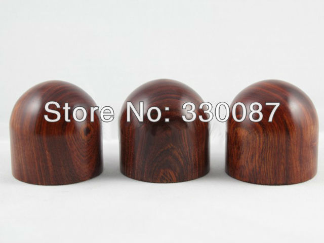 Free shipping HY3 Ebony isolation font b speaker b font feet 43mm 43mm