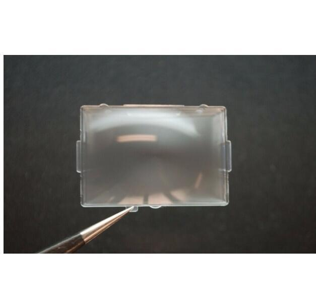 Novo original vidro fosco (tela de focagem) para canon para eos 5d mark iii 5 diii 5d3 câmera digital reparação parte