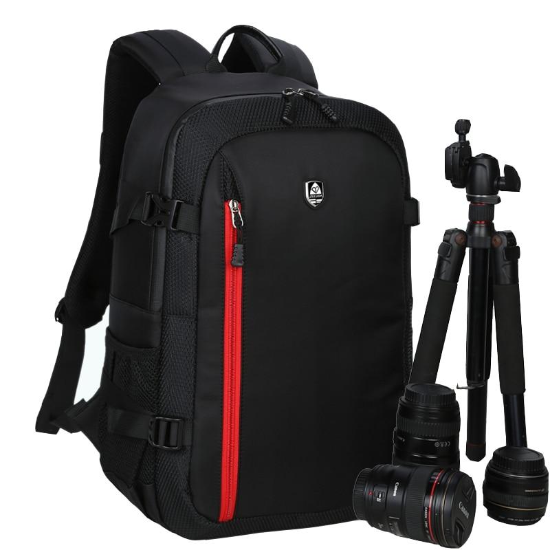 Large Capacity Waterproof Photography Camera video Bag DSLR Camera Backpack Camera Photo Bag For Nikon Canon