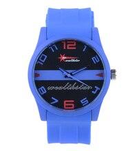 6 Colors Women Dress Quartz Watches Ladies Famous Brand Fashion Casual Wrist Watch Men Sports Female