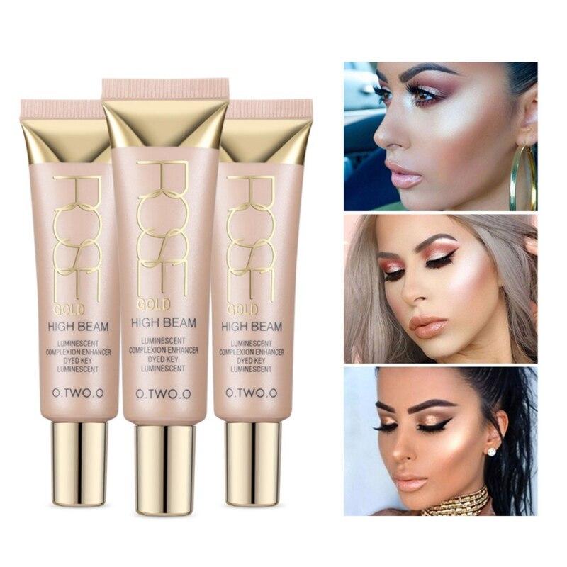 O.TWO.O Liquid Base Makeup Cream Foundation Concealer Primer