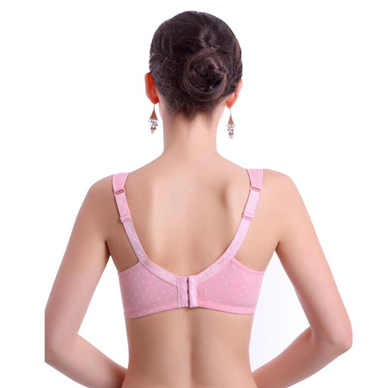 New Breastfeeding Cotton Maternity Nursing Bra Baby Feeding Bra For Nursing pregnant Women Soutien Gorge Allaitement Underwear
