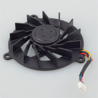 Laptops Replacements Cooling Fans For ASUS A8 F8  A8F Z99 X80 N80 N81 F3J F8S Z53J Z53 M51 4Pin Notebook Cpu Cooler [category]