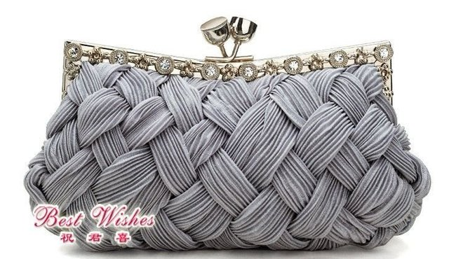 6a7502ad49 WB2004 2010 hot sale satin colorful and beautiful bridal bags night bags  ladies  handbags evening bags