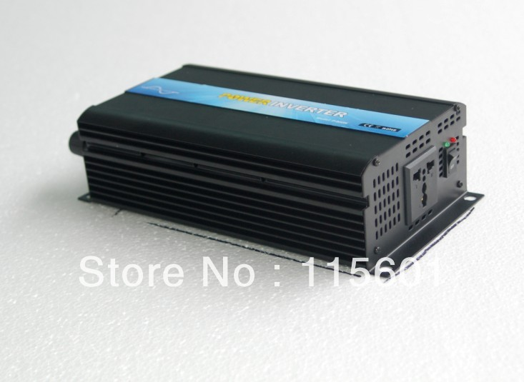 Electrical Equipments & Supplies Power Supplies Constructive Off-grid Solar Invertor 800w Dc12v Ce&rohs Approved One Year Warranty Nourishing The Kidneys Relieving Rheumatism