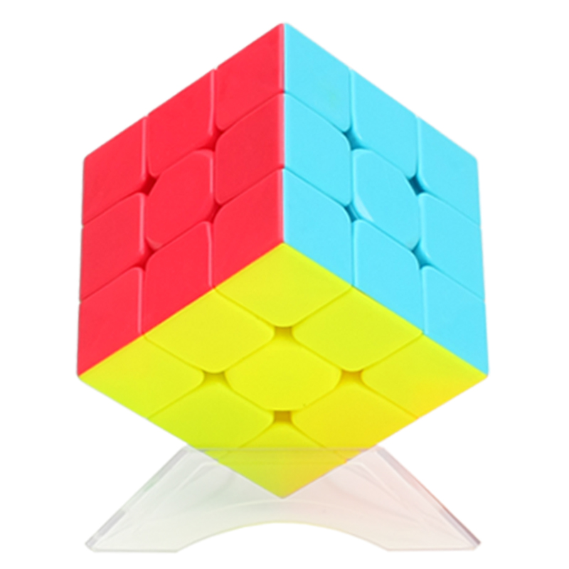 QIYI 3x3x3 Fidget Cube Professional Magic Puzzle Cube Children Educational Toys Speed Cube Brain Learning Puzzle Magico Cubo newest qiyi warrior w 3x3x3 profissional magic cube competition speed puzzle cubes toys for children kids cubo magico qi103