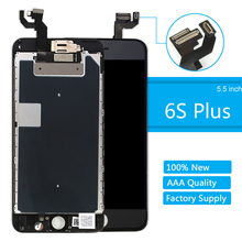 for iPhone 6S Plus LCD Screen and Digitizer Display Assembly for iPhone 6S Plus Touch Screen Replacement With Small Parts brand new 5 5 display parts for apple iphone 6s plus lcd screen replacement with tool kits lcd touch screen digitizer assembly