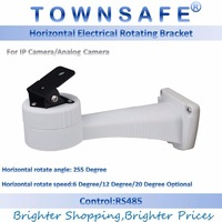 TSCAM New Outdoor CCTV Bracket PTZ Electrical Rotating RS485 Connection Pan Rotation Motor Built In For