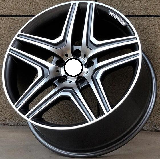 17 18 20 21 inch 5x112 car aluminum alloy rims fit for