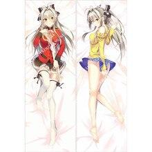 Japanese Anime Amagi Brilliant Park - Wikipedia Sento Isuzu Hugging Pillow Cover Case Pillowcase Decorative Pillows 2Way