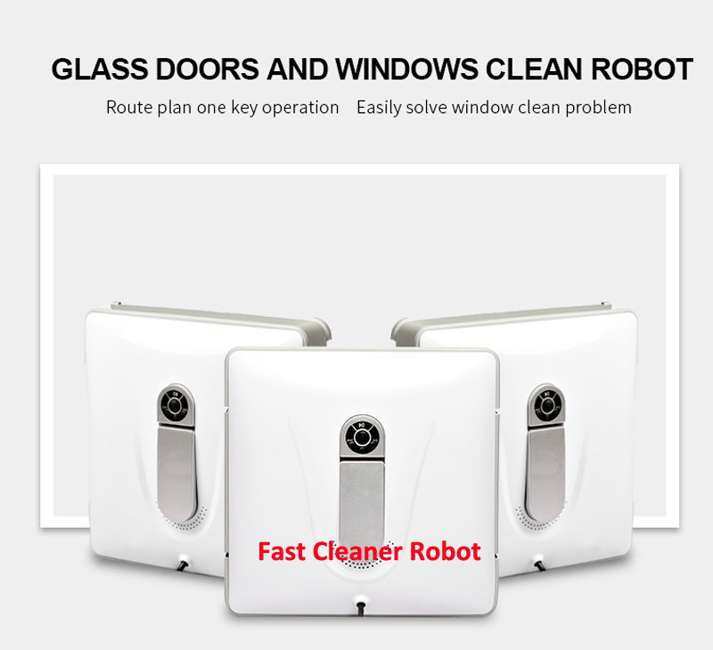 Newest Remote control Wet and Dry Magnetic Glass Cleaner Robot, double faced glass cleaner, window cleaning robot цена