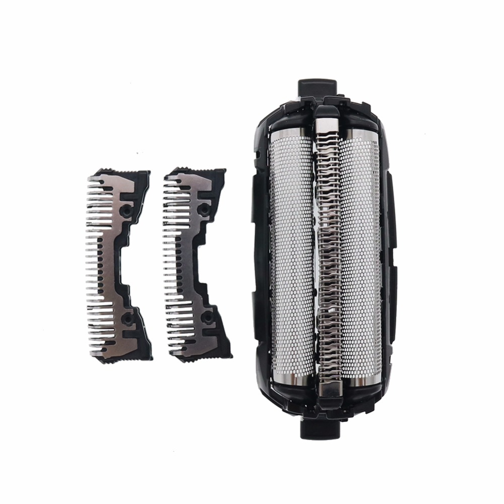 Shaver&Razor Replacement Cutter Foil Screen for Panasonic WES9087 WES9068 ES8101 ES-ST23 ES8116 ES-GA21 ES-GA4 ES8255