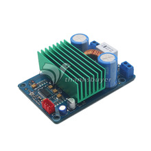 Cheapest prices IRS2092S HIFI Digital Amplifier Board Mono Class D 250W Audio Amp Module Better than LM3886