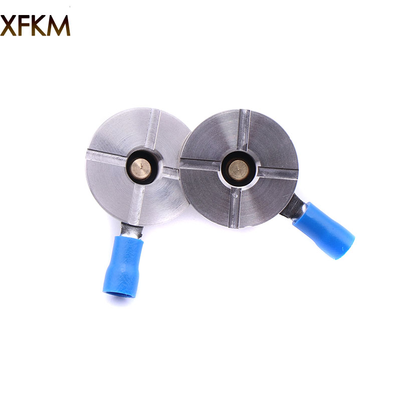 XFKM Mod DIY Connector Spring Loaded 510 Connector With Floating Pin For E Cigarettes Battery Mods Vapor Box
