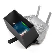 PGYTECH 電話モニターフードリモコンカバー用 DJI Mavic ミニ 2 pro の空気ファントム 4 スパーク太陽フード