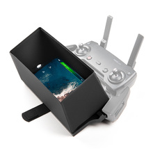 PGYTECH Telefoon Monitor Kap afstandsbediening Cover Zonnescherm Voor DJI Mavic Mini 2 Pro air Phantom 4 Spark Zon kap