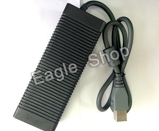 Original for Xbox 360 Fat AC Adapter 175W 110V-230V Power Supply for XBOX 360 Charging Charger Power Supply