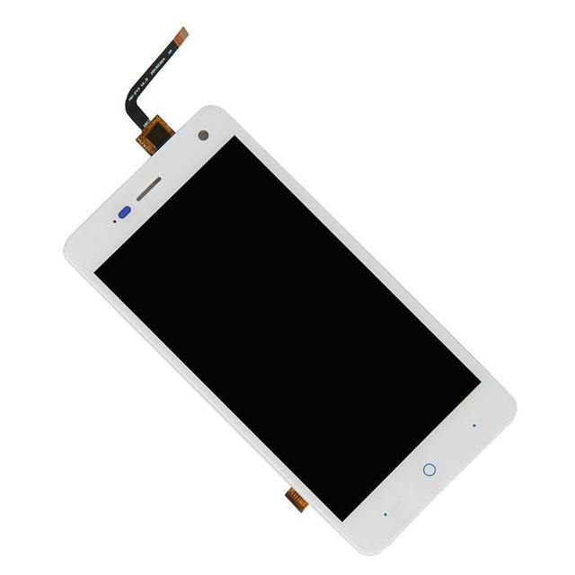 display assembly with touchscreen for ZTE for Blade L3 white
