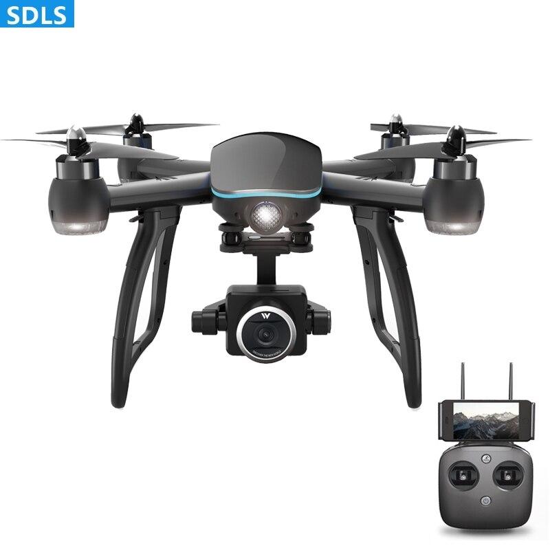 1000 м 2,4 г RC Дрон с gps Quadcopter 1080 P 5 Wi Fi FPV системы камера gps авто возвращение высота зависания Следуйте за мной режим фиксированной точки Летающий