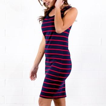 New Summer Pregnant Dress 1