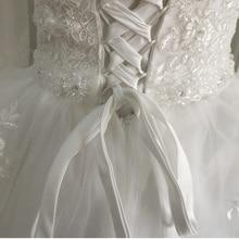 Vintage Beading Long Sleeves Wedding Dresses